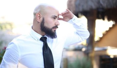Bald Beard Styles