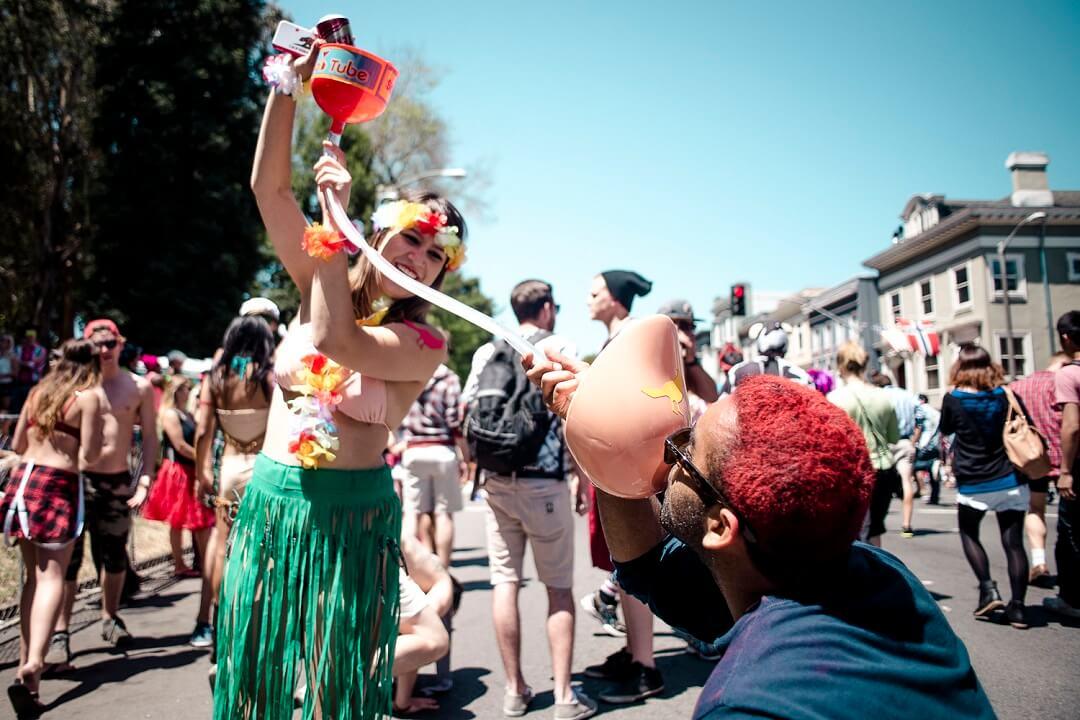Bay to Breakers Major Festivals