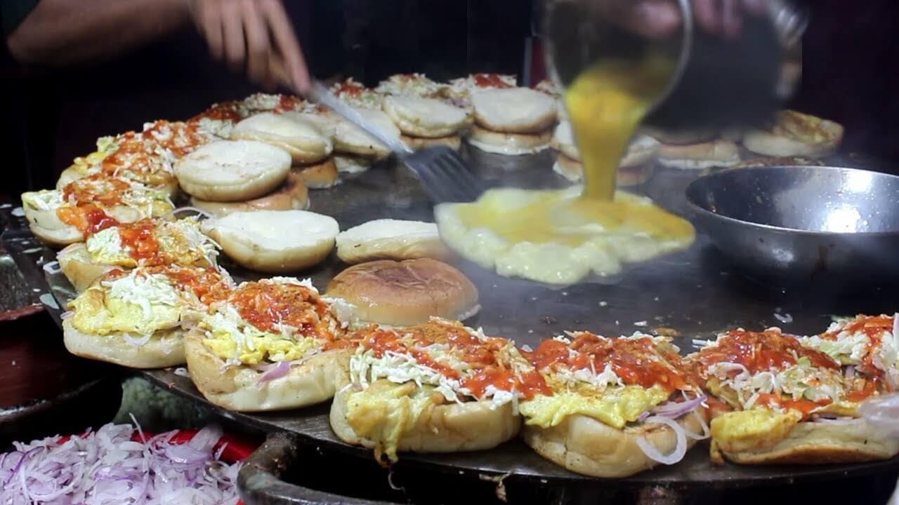 Bun Kabab Pakistan