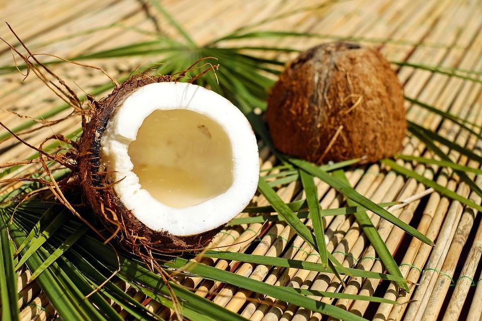 Coconut To Rejuvenate Skin