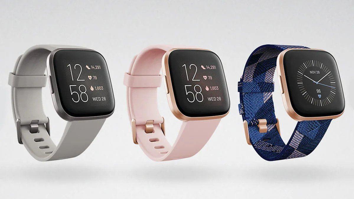 Fitbit Versa 2 Availale Colors