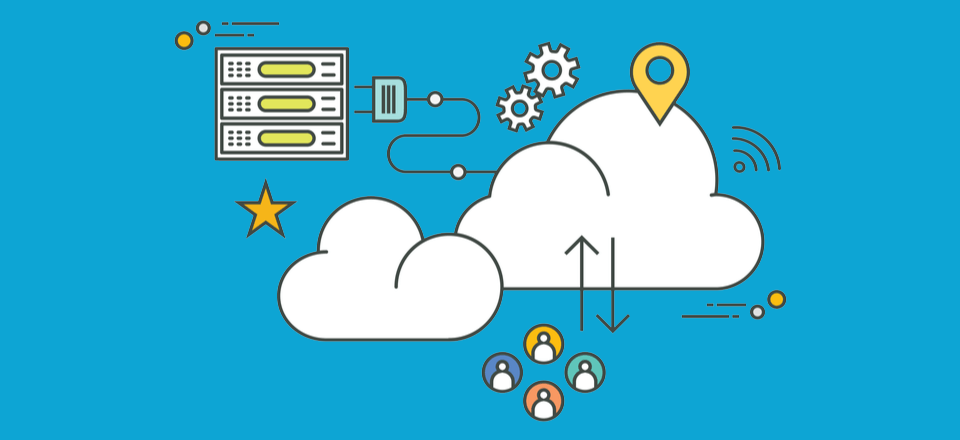 How Does Cloud Web Hosting Works