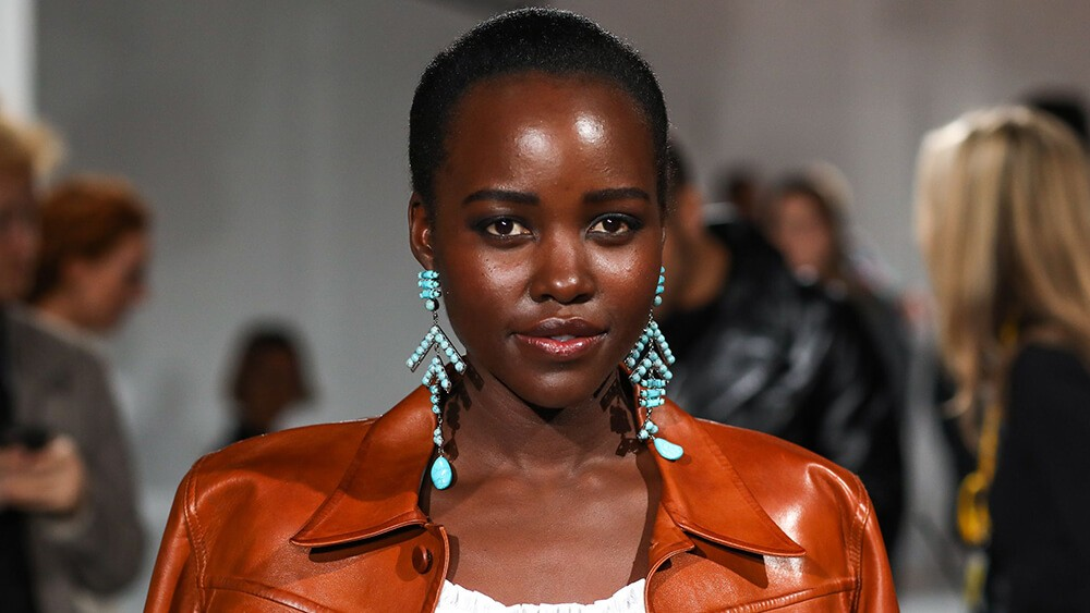 Lupita Nyongo Short Hair