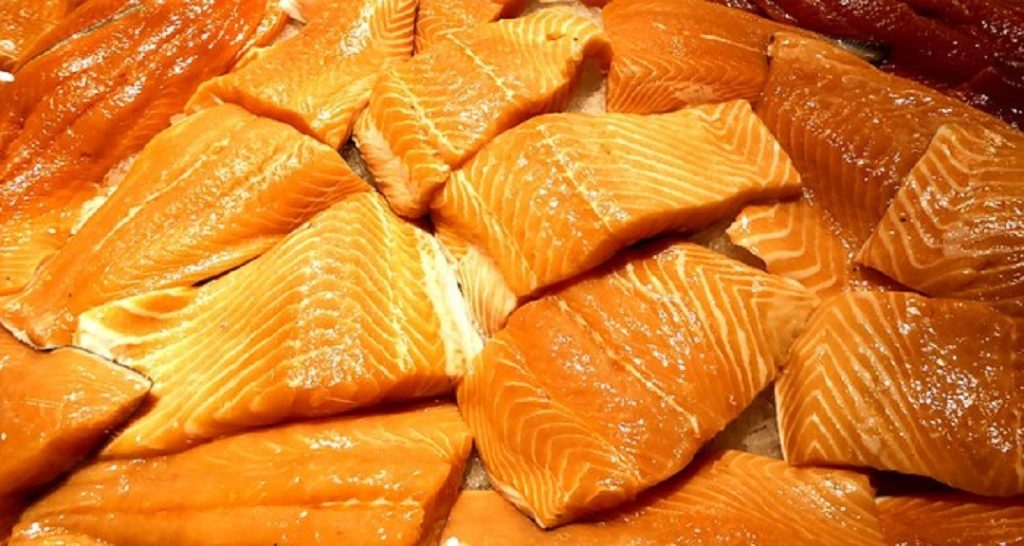 Pacific Wild Red Salmon