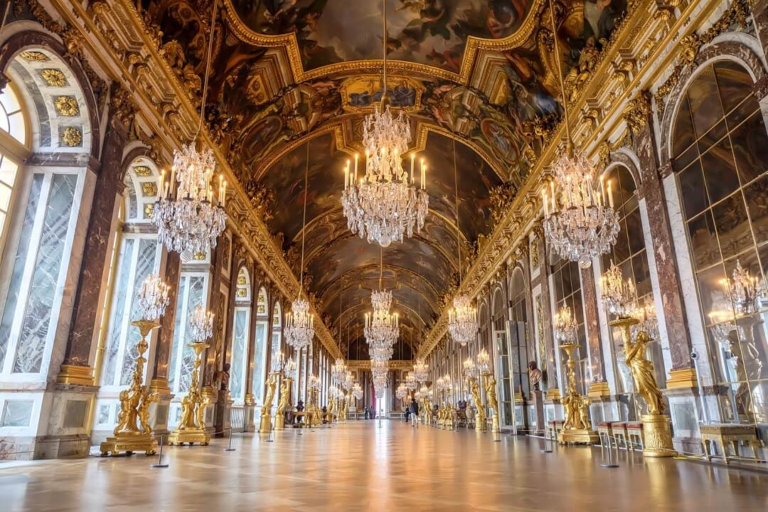 Palace of Versailles Best Travelling Destination