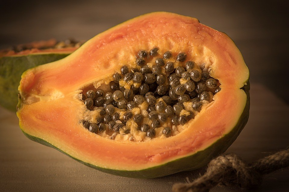 Papaya For Healty Skin