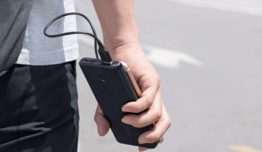 Portable Power Bank By Anker