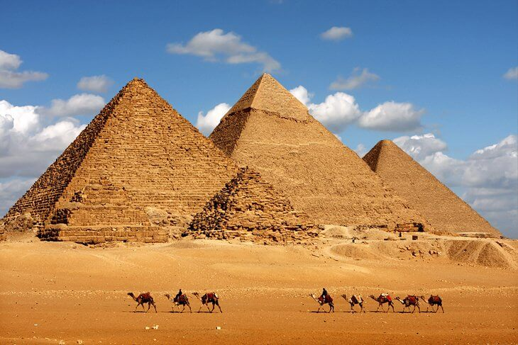Pyramid of Giza Travelling Destinations For 2020