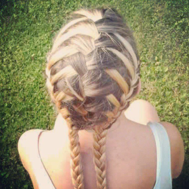 There Are So Many Styles of Waterfall Braids to Try